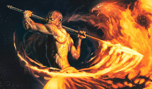 Helio - God of Fire
