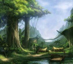 Smuggler's Hideout - Nammon's Bay