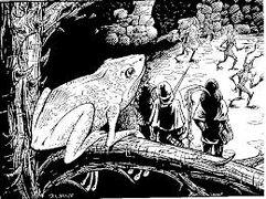 Kulket the Frog