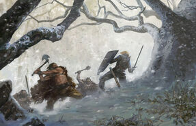The Death of Ivan Giantsbane