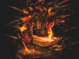 Kyros God of the Forge