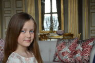 Prinsesse isabella 9th birthday 3