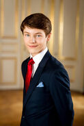 2017 Prince Felix Confirmation Official 5