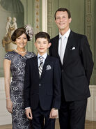 2013 Prince Nikolai Confirmation Official 2