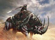 25-desert cavalry by fangwangllin