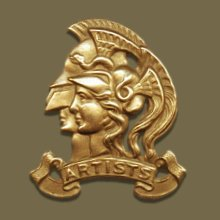 Artists Rifles Badge