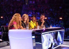Judges On The Show