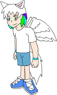 Savier Spiritwolf