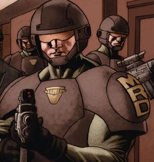 Mutant Response Division 01
