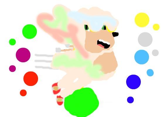 File:Super Hyper Sonic the Hedgehog Drawing.jpg