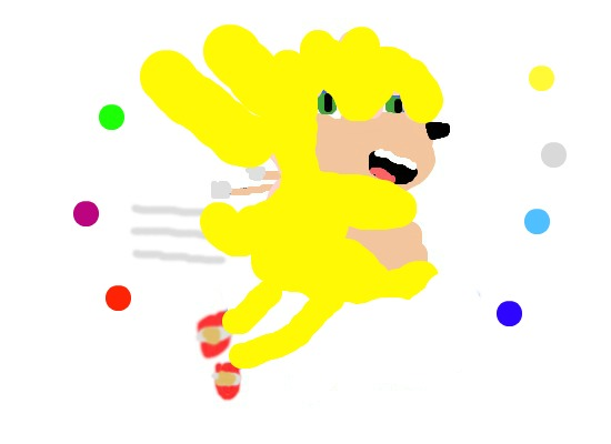 File:Super Sonic the Hedgehog Drawing.jpg
