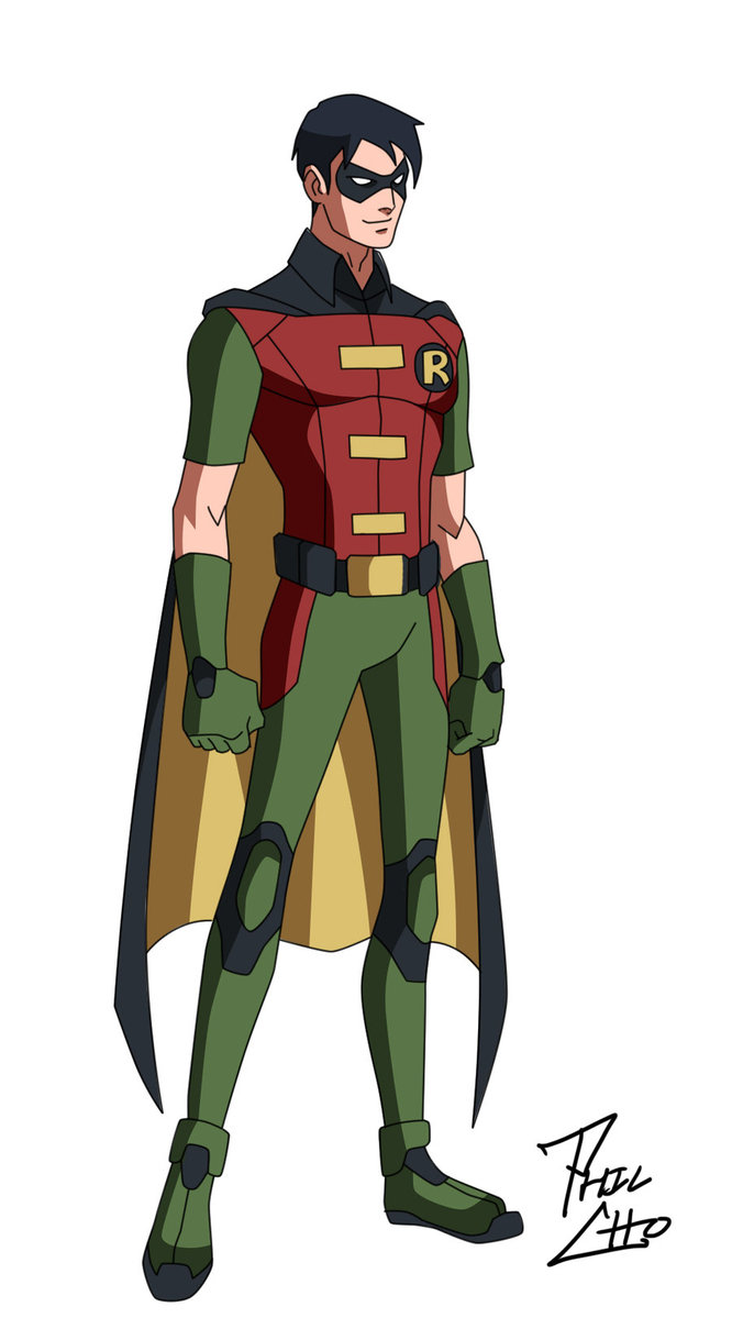 Dick also known as robin