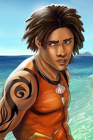 Kaldur Aqualad The Young Justice League Wikia Fandom