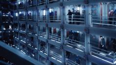 The 100 Ark Gefängnis