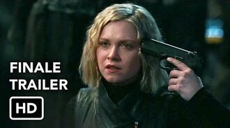 """The 100 6x13 Extended Promo """"The Blood of Sanctum"""" (HD) Season Finale Trailer"""
