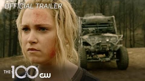 The 100 Season 5 Official Extended Trailer The CW