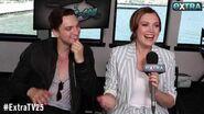 Eliza Taylor Parla del Matrimonio con 'The 100' Co-Star Bob Morley