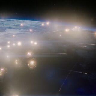 Raketen am 10.Mai 2052