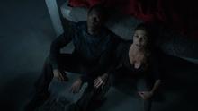 1x05 Jaha Abby