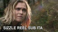 The 100 Season 4 Comic-Con Sizzle Reel Trailer - SUB ITA
