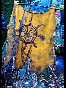 Desert Clan Flagge