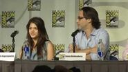 THE 100-Comic Con 2013 - IN LINGUA INGLESE