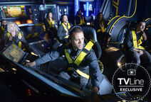 S601 first look - The gangs in dropship