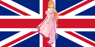 Giselle - British Princess