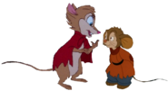 Mrs. Brisby And Fievel