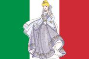 Cinderella - Italian Princess