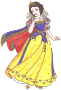 Disney glamour 1937 snow white by silhale-d3k272r