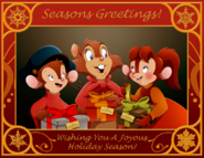 Nimh x aat seasons greetings by whitelionwarrior-d6yac5e