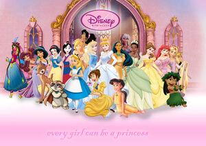 Disney princess by azad126-d2ywk3j copy