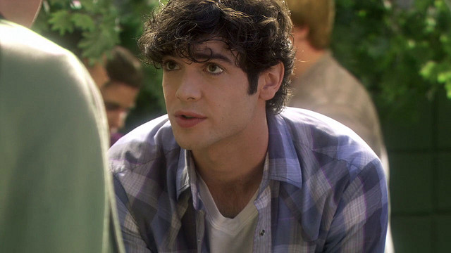 10 Things I Hate About You Patrick: Patrick Verona (Ethan Peck)