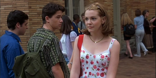 10 Things I Hate About You Joey: Bianca Stratford (Larisa Oleynik)