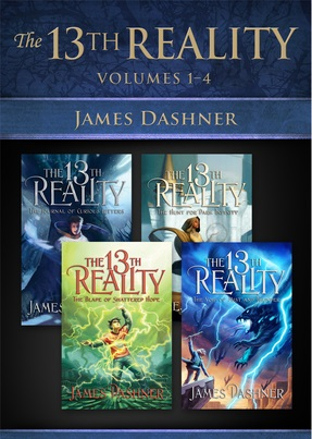 The 13th Reality Series Covers