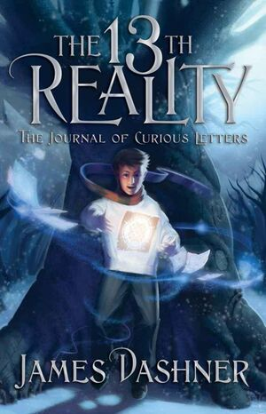 The 13th Reality-Book One Cover-The Journal of Curious Letters-James Dashner