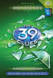 39 Clues - Uma Nota Errada-engl01