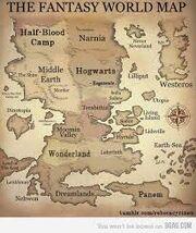 Fictionalplaces