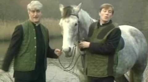 Father Ted - My Lovely Horse