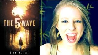 THE 5TH WAVE BY RICK YANCEY booktalk with XTINEMAY