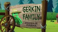 S2e09a gerkin family pickle farm sign