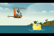 S1e13b Teensy Returns to the Ocean With His Mate and Spits the Glooms Out 3