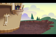 S1e01b Queen Delightful Wants to Ask the 7D to Clean the Moat 12