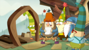 S1e18a the dwarfs planning to get Sneezy back