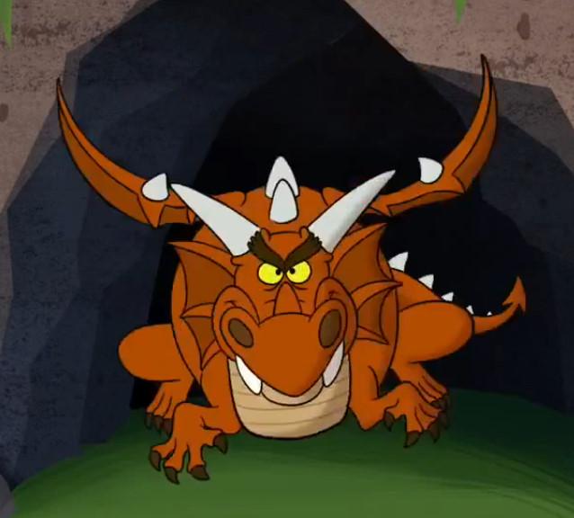 Orange Dragon The 7d Wiki Fandom Powered By Wikia