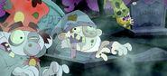 Invn - zombie dopey, sleepy and bashful