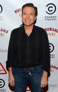 Billy west at a futurama event