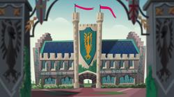 S2e03b knight school exterior