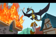 S1e13 Queen Delightful Tells the 7D About the Mama Dragon 22